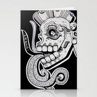 Muerte. Stationery Cards