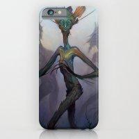 Twisted Wisp Eaters iPhone 6 Slim Case