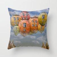 Sweet Home Throw Pillow