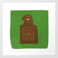 Ashley Cole - Trigger Happy Art Print