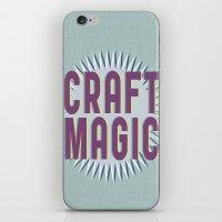 Craft Magic // Berry iPhone & iPod Skin
