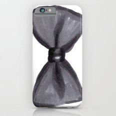 Black Bow iPhone 6 Slim Case