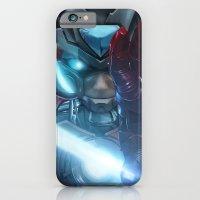 Zero suit Iron Man  iPhone 6 Slim Case