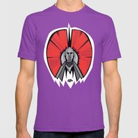 the Red Knight Mens Fitted Tee Ultraviolet SMALL