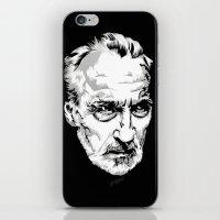 Sir Christopher Lee iPhone & iPod Skin