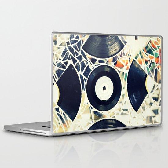 Missing Pieces Laptop & iPad Skin