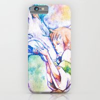 iPhone & iPod Case featuring Spirited Away by Vouschtein
