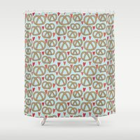 Pattern Project #43 / Pr… Shower Curtain