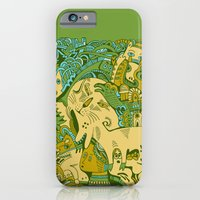 Green Town iPhone 6 Slim Case