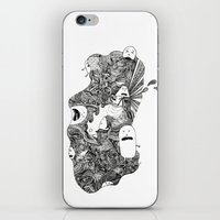 Little Buddies iPhone & iPod Skin