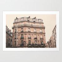Paris Nº2 Art Print