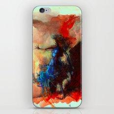 Renk Kuşağı iPhone & iPod Skin