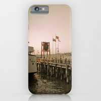 iPhone & iPod Case featuring View of Alcatraz - The Rock by Barbara Gordon Photography