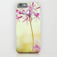 iPhone & iPod Case featuring  Flower by Ana Guisado