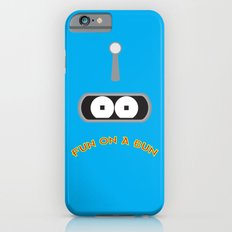 FUN ON A BUN iPhone 6 Slim Case