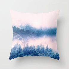 Pastel vibes 03 Throw Pillow