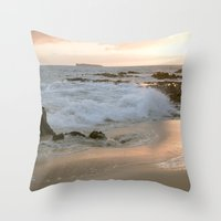The Summons Throw Pillow