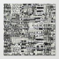 Exploiting Digital Behav… Canvas Print