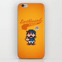 Earthbound & Down iPhone & iPod Skin