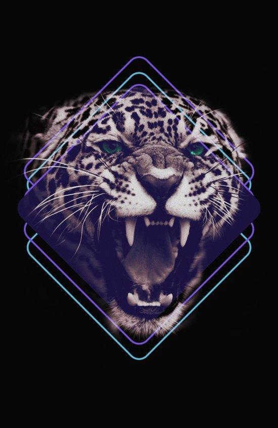 Wild Leopard Art Print