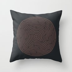 Maelstrom Throw Pillow