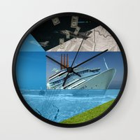 Atmosphere 27 · Disaste… Wall Clock