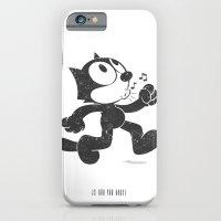 Felix The Cat iPhone 6 Slim Case