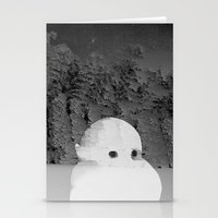 Ghost Stationery Cards