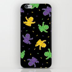 Who got the baby?? iPhone & iPod Skin