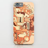 iPhone & iPod Case featuring Dry Heat by Emory Allen