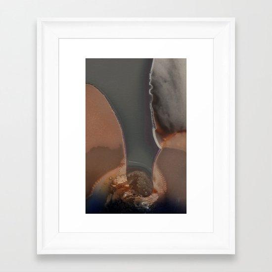 Pure Chemistry 10 Framed Art Print