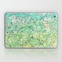 Between The Earth And Sk… Laptop & iPad Skin