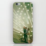iPhone & iPod Skin featuring The Light Pours Out Of M… by Jesse Treece