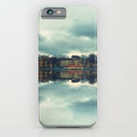 iPhone & iPod Case featuring Stockholm upside-down by Anna Andretta