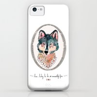 iPhone 5c Cases featuring how lucky to be so unusually free by MEERA LEE PATEL