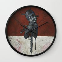 Tin Man Wall Clock