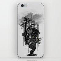 DIRTY WEATHER iPhone & iPod Skin