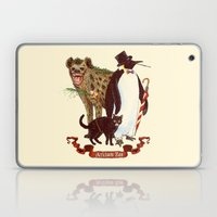 At the Arkham Zoo Laptop & iPad Skin