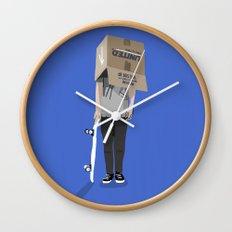 Hello I'm In Delaware Wall Clock