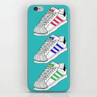 Adidas iPhone & iPod Skin