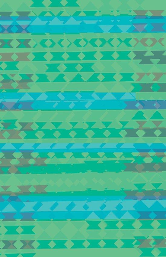 Summertime Green Art Print