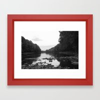 Valley Forge  Framed Art Print
