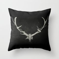 Dead King Throw Pillow