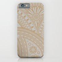 Paisley Platinum iPhone 6 Slim Case