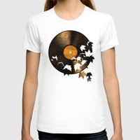 autumn T-shirts featuring Autumn Song  by Terry Fan