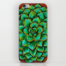 Succulent Mandala iPhone & iPod Skin