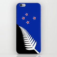 Proposed National Flag D… iPhone & iPod Skin