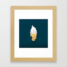 I scream Framed Art Print