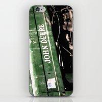 John Deere iPhone & iPod Skin