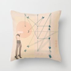 Thigh High Throw Pillow